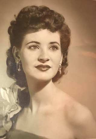 Grandma as a Young Women
