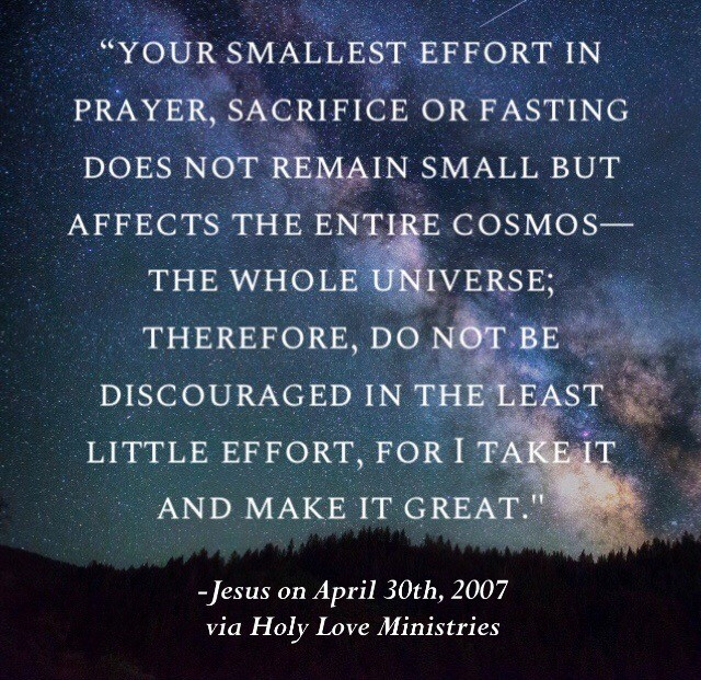 Holy Love quote